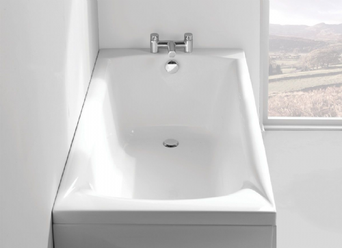 Carron Delta 1675 x 700mm Single Ended Bath